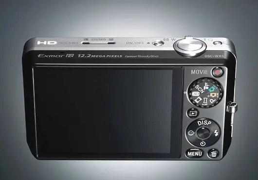 Sony Cyber-shot DCS-WX5