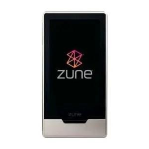 Zune Music Player