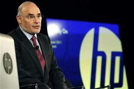 HP CEO Leo Apotheker