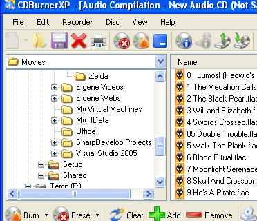 6 Best Alternatives to Nero CD/DVD Burner