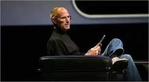 Steve Jobs unveils ipad