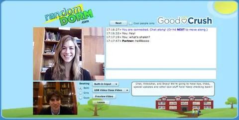 randomdorm Video Chat Strangers