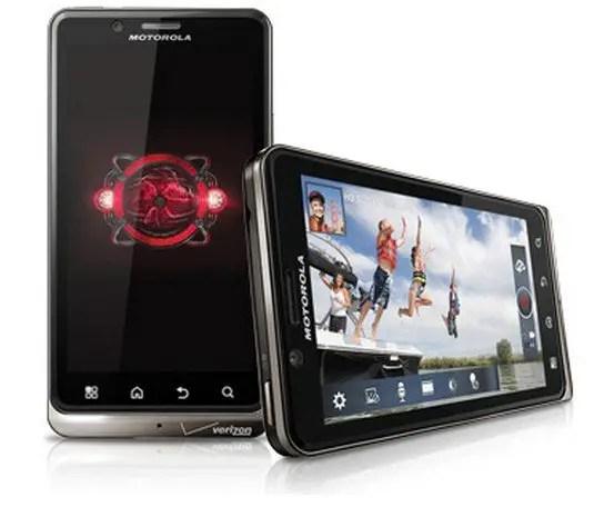 DROID BIONIC Motorola