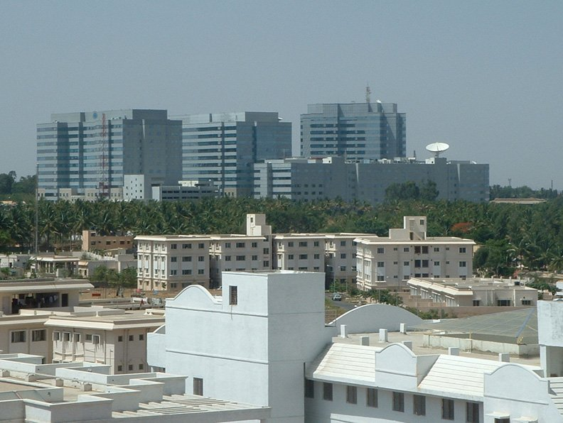 top Information Technology Parks India