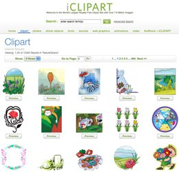 5 Free Useful Clip Art Website