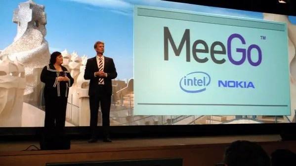 Meego update launch