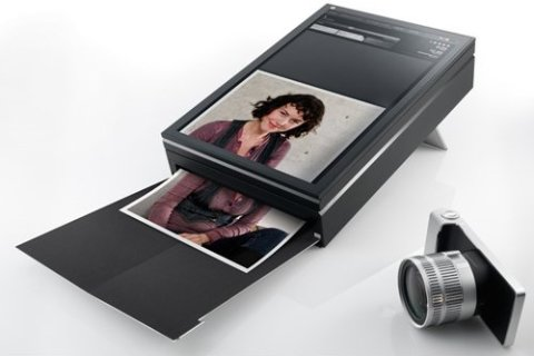 SWYP - A Super Simple Touchscreen Printer Concept