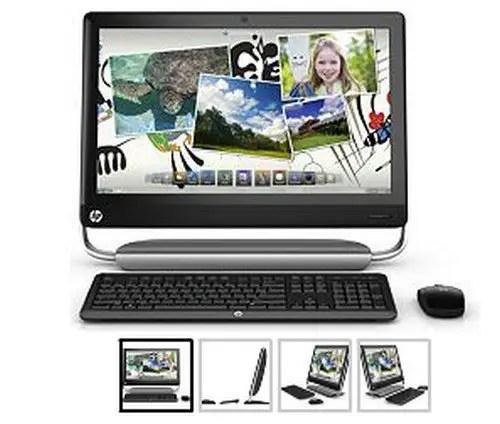 HP-TouchSmart-520 Series