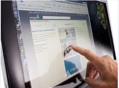 HP-TouchSmart 520 Series