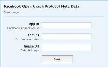 facebook open graph for wp