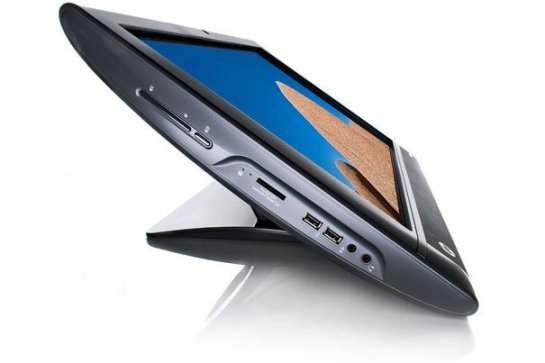 hp touch smart 610
