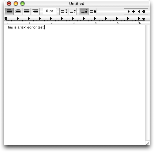 TextEdit: Free text editor and word processor for Mac OS X