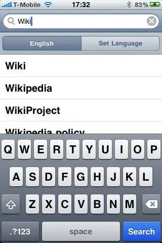 Wikipedia Mobile