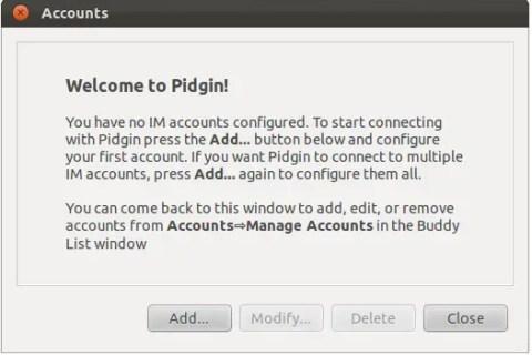 Pidgin: A Universal IM Chat Client for Linux Desktop