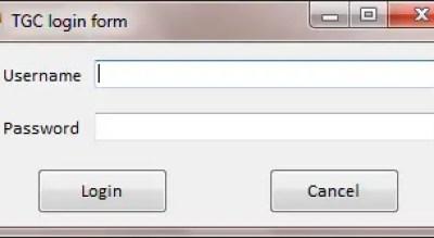 Coding a login form in Vb.net
