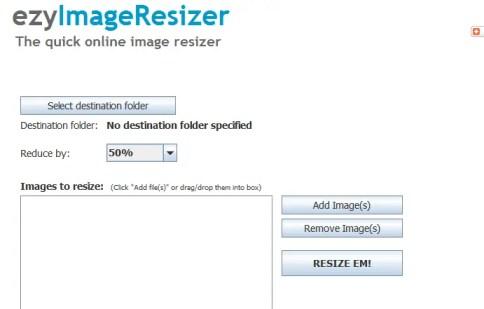 ezyImage Resizer