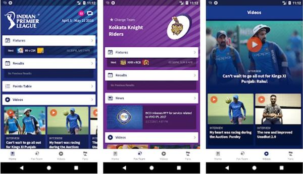 Best Android Apps to track IPL Live Scores and Happenings