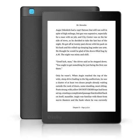 Kobo Aura One Best eBook Readers to Buy in 2018