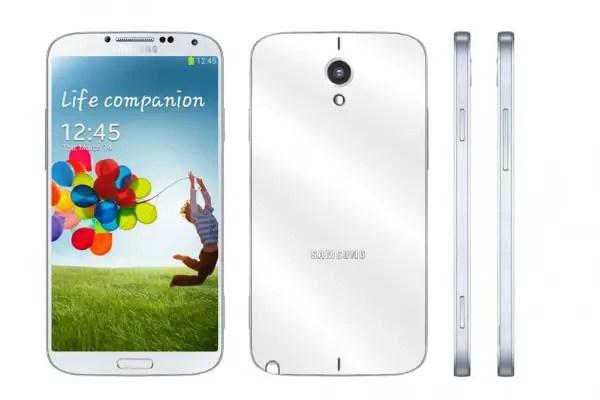 Galaxy Note 3 Concept
