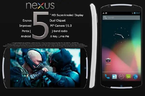 Google LG Nexus 5