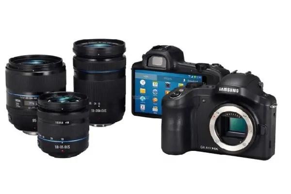 Galaxy NZ lens