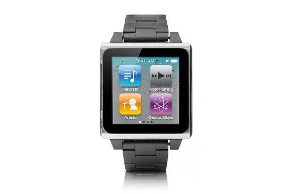 Intel-Apple Smartwatch
