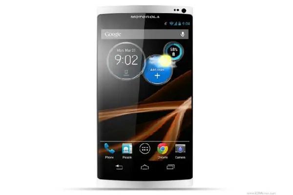 Moto X Phone render