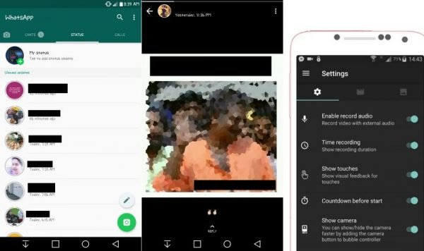 save WhatsApp status image and video