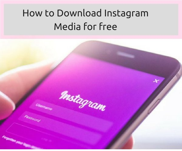 How to Save Instagram Images on Android Phone