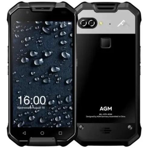 AGM X2 best rugged smartphone 2018