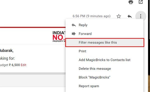 Bulk Delete Emails free up storage space from Gmail Account