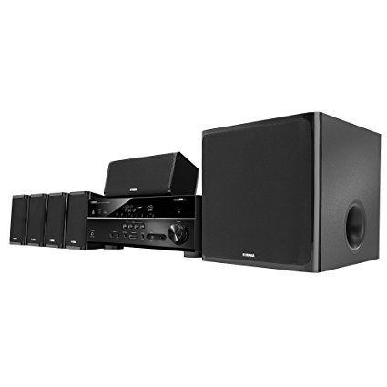 Yamaha YHT-5920UBL Best Top Five Speaker Systems for Computer