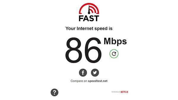 Faster Internet connections