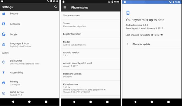 install Android P beta on Google Pixel