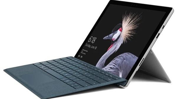 Popular Brand Tablets with Corning Gorilla Glass Display Microsoft Surface Pro (2017)