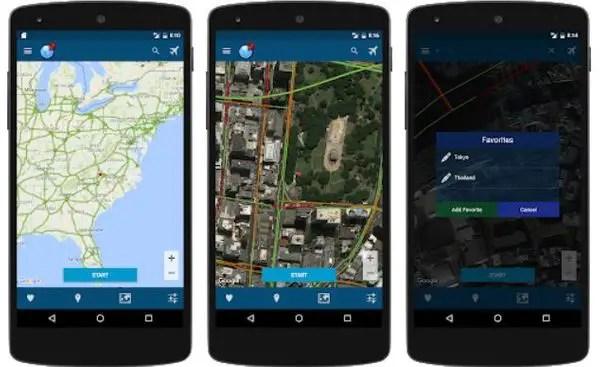 Fake GPS App