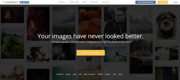 Imageshack Image Sharing WebsiteImageshack Image Sharing Website