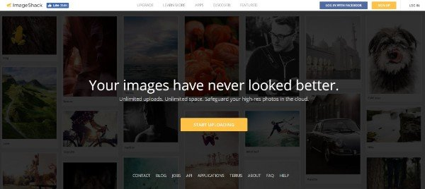Imageshack Image Sharing WebsiteImageshack Image Sharing Website