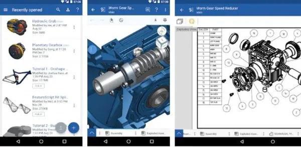 Onshape 3D CAD App