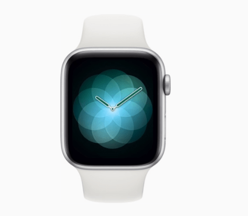 Apple Watch Breathing Sessions