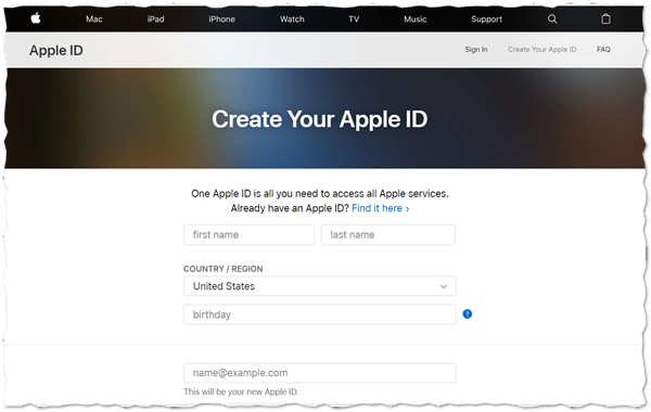 Five things you should follow after creating Apple ID