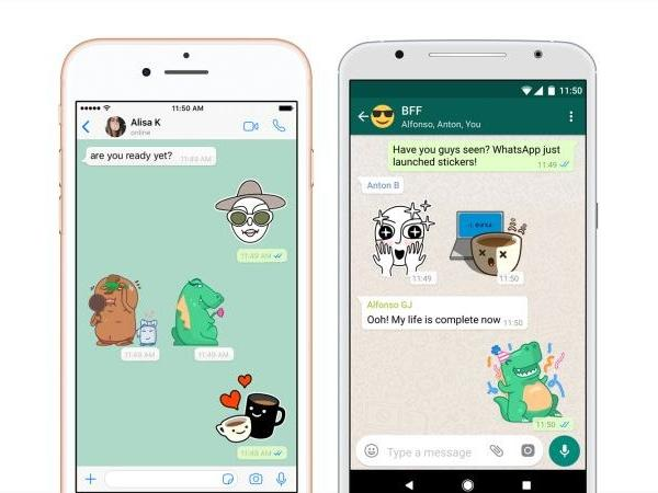 create your own WhatsApp stickers