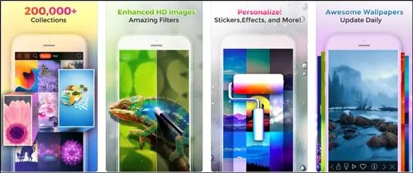 Best iPhone Wallpaper Apps