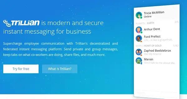 trillian app