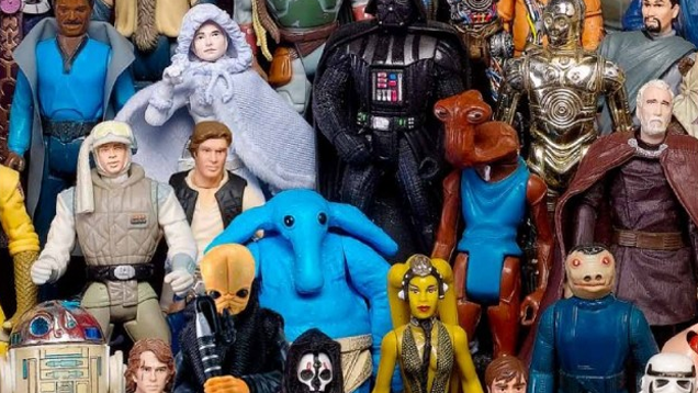 The Groundbreaking History Of Star Wars Toys