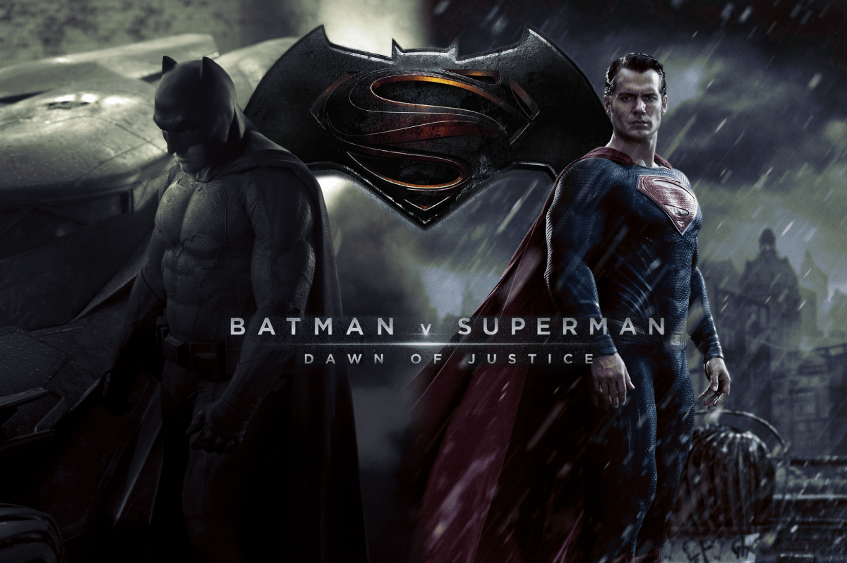Batman v Superman Synopsis and First Look at New Batmobile