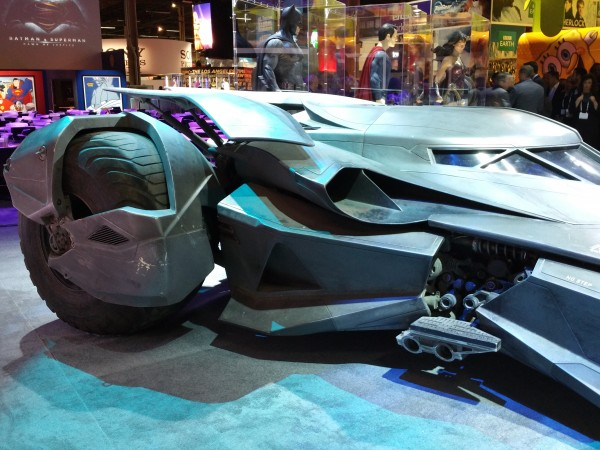 Batmobile Image Via Collider