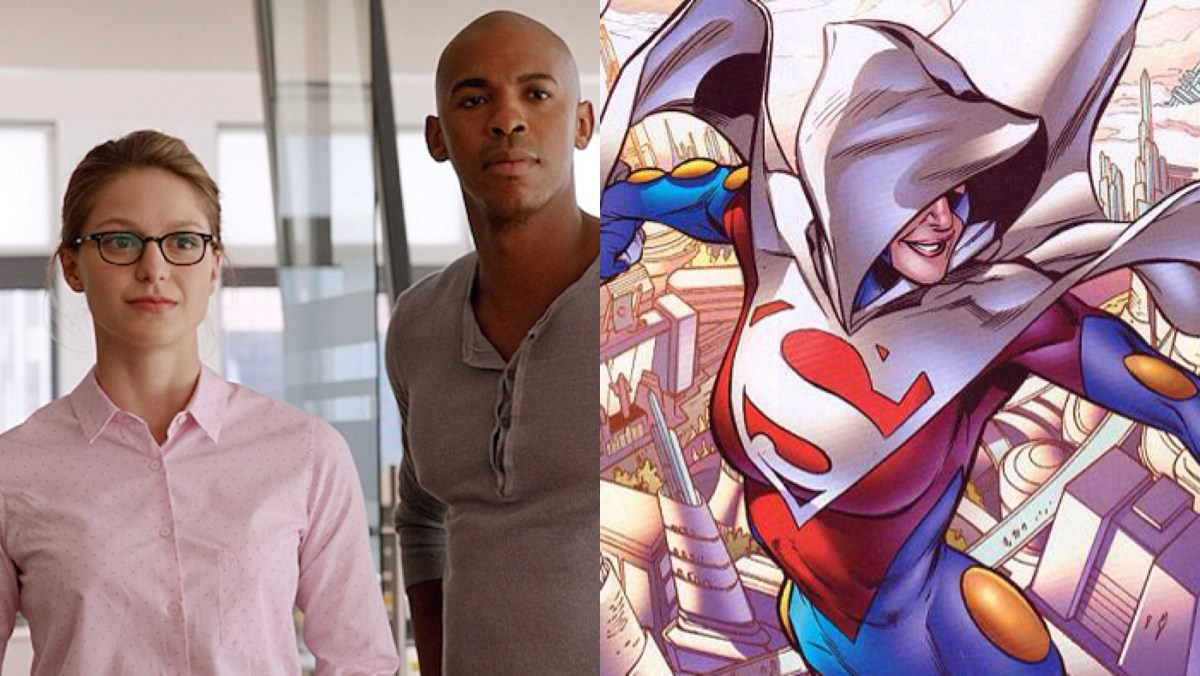 Lucy Lane 'Superwoman' coming to Supergirl