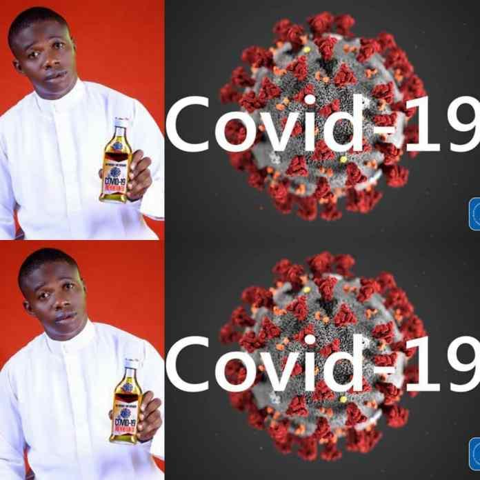 9ja Pastor Sells COVID-19 Prevention Oil For $100, Social Media Reacts