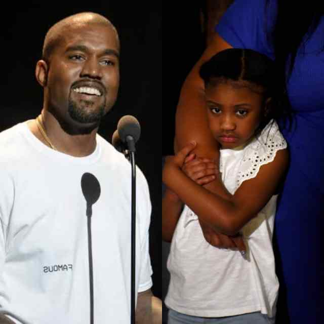 American Rapper, Kanye West Donates $2million, Sets Up George Floyd's Daughter With College Fund